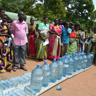 Sodis – The Solar Disinfection of Water